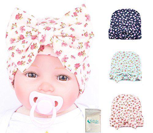 Gellwhu Pink White Blue Newborn Girl Nursery Beanie Hospi... https://www.amazon.com/dp/B01KV882G4/ref=cm_sw_r_pi_dp_x_UbJnyb94G1DW0