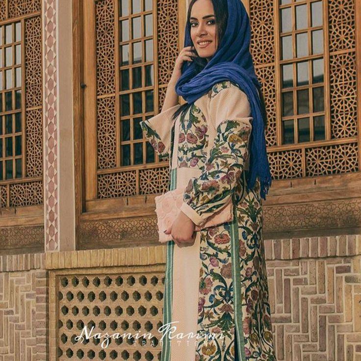 Janan Collection Pre-spring Collection 2016  By Nazanin Karimi #nk #nazaninkarimi #fashion #designer #kashan #ameriha #street #style #irstreetstyle #iran