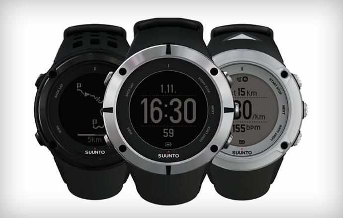 SUUNTO AMBIT 2. That's what happen when you mix pure quality design and high technology. Read more at jebiga.com #design #gear #technology #suunto #watches #sportwatches