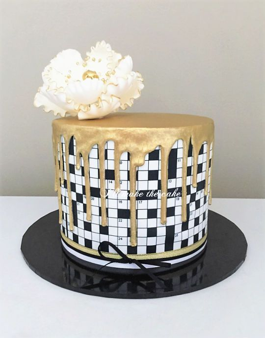 wedding cake layers crossword clue 111 best images about drip cakes on meringue 23072