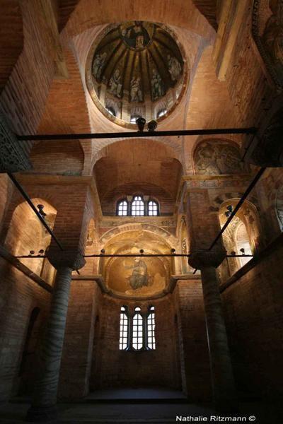 Eglise Pammakaristos devenue mosquée-musée de Fethiye