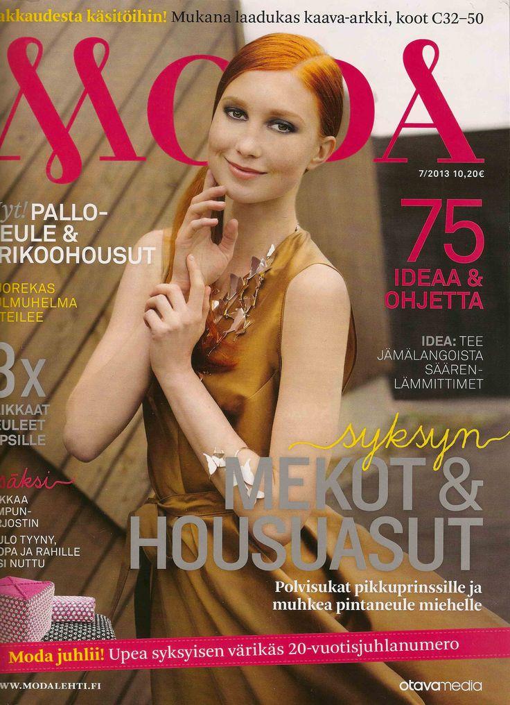 Moda cover 7/2013