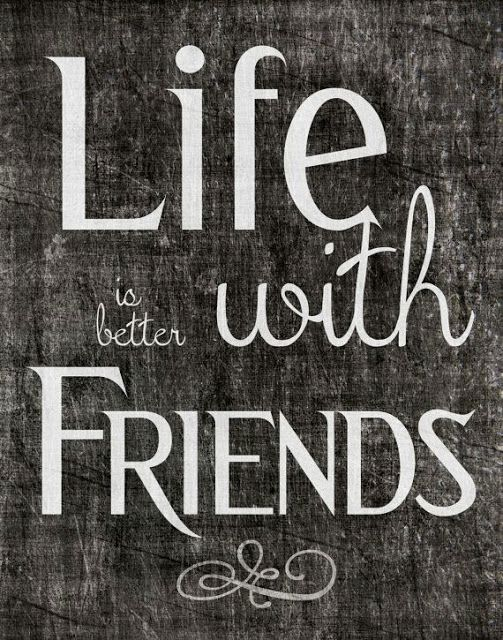 For My Good and for His Glory: Thankful for friends | LOL ...