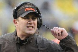 Browns fire coach Rob Chudzinski after one season on job - Browns - Ohio