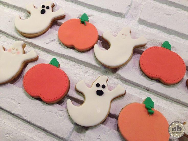 Galletas de Halloween | Alice Bakery