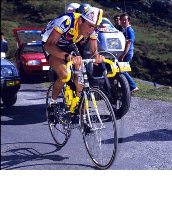 Fabio Parra Vuelta a España 1986