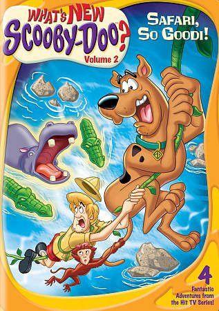 Scooby-Whats New Scooby Doo V02-Safari So Good (Dvd/Re-Pkg)