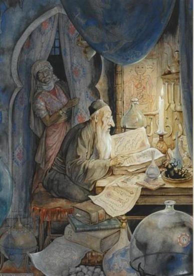 De Joodse dokter