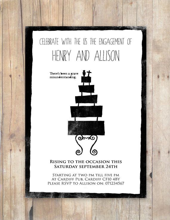 11 best images about Engagement – Engagement Party Invitations Etsy
