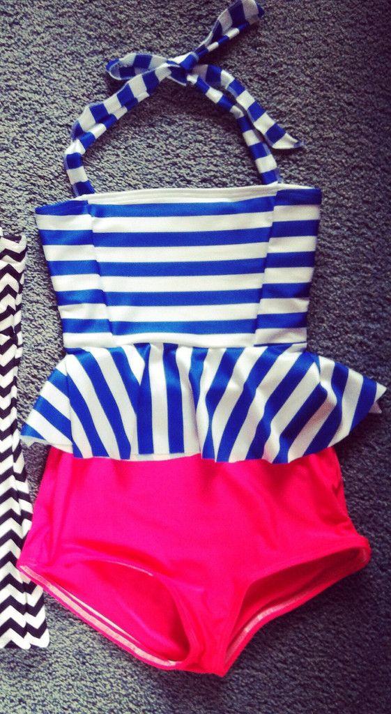 Poppy Peplum – Beverly Swimwear