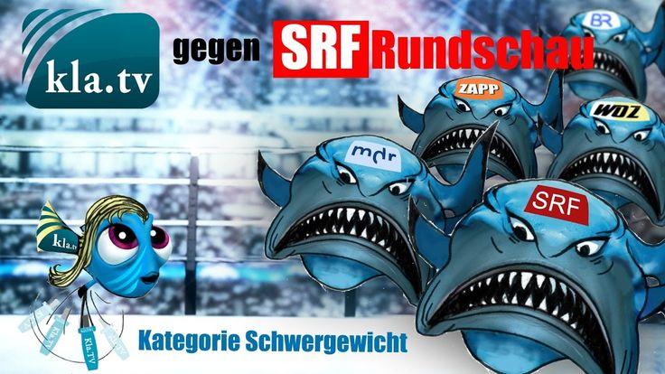 Kategorie Schwergewicht: SRF Rundschau gegen Klagemauer.TV | 01. März 20...