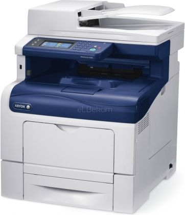 Xerox WorkCentre 6605N  - DigitalPC.pl - http://digitalpc.pl/opinie-i-cena/drukarki/xerox-workcentre-6605n/