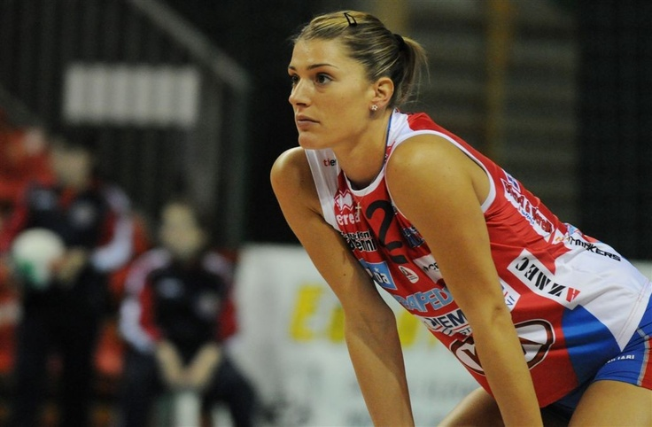 Francesca Piccinini , Italian volleyball player