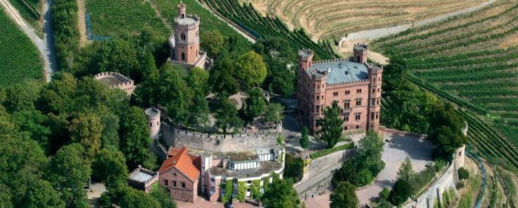 DJH Schloss Ortenberg. BW