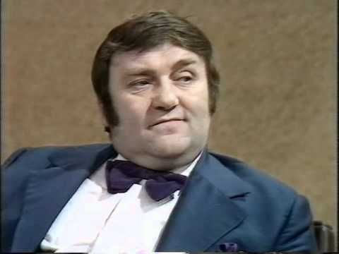 Les Dawson in interview with Michael Parkinson! One of the British comedy greats. God bless wherever you are.