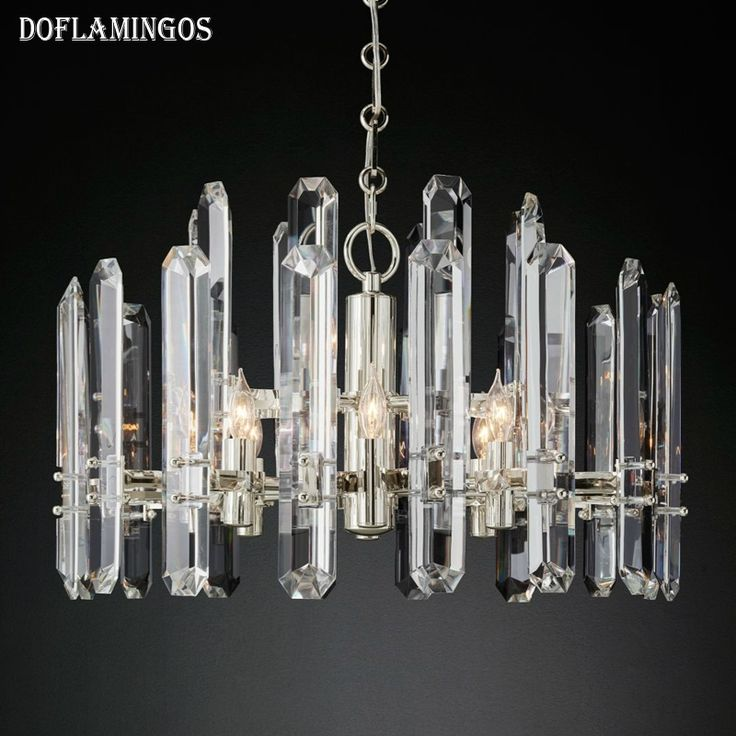 1499.99$  Watch more here - http://aidr9.worlditems.win/all/product.php?id=32806150457 - NEW Big 62CM/92CM E14 LED American Crystal Chandelier Light for Aisle Porch Hallway Stairs Crystal dining light Golden/Chrome