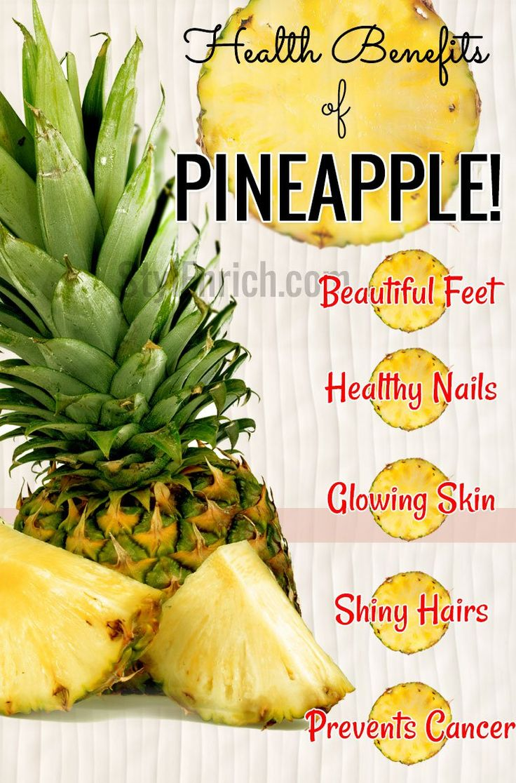 We Bring For You Some Of The Most Stunning And Amazing Pineapple Health Benefits That This Fabulous Fruit Brings For You