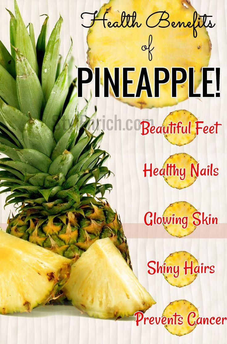 Pineapple health benefits