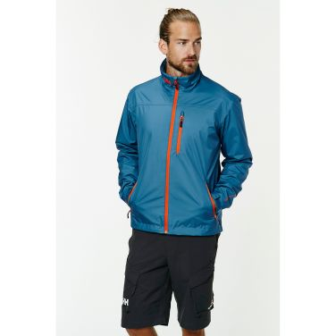 CREW MIDLAYER JACKET A waterproof, breathable, best-selling midlayer jacket to keep you warm and dry.Double click to zoom in
