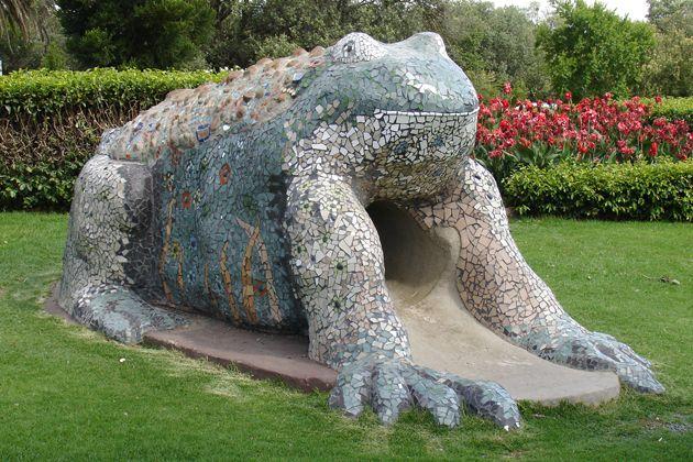 National Museum, Sculpture Park, Bloemfontein, South Africa.