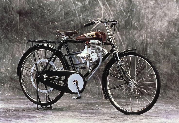 bicicleta motorizada retro - Pesquisa Google