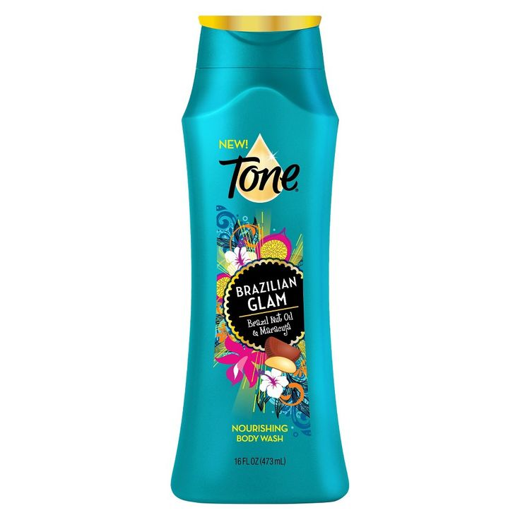 Tone Brazil Nut Oil & Maracuja Body Wash - 16oz
