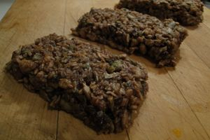 Trail Mix Bars (Wheat Belly Diet)