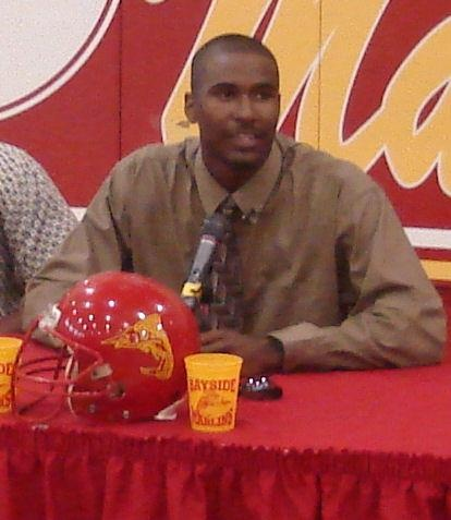 EJ Manuel  Commits to FSU at Bayside High School