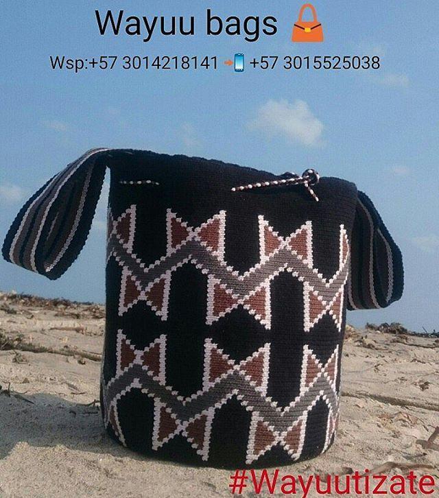 Wayuu bags   .. ✋ ✋ Handmade ✋ Envíos internacionales y nacionales.. % seguros y confiables. Vendemos las mochilas más hermosas aquí en @majofashionstore... #wayuulovers #handmade #wayuulove #wayuuespaña #wayuumiami  @Majofashionstore  #miami #usa #puertorico #sanjuan #bogota #paris #eslovenia #mexico #santiagodechile #hongkong #tokyo #hamburgo #chile #australia #asia #surafrica #estadosunidosdeamerica #rumania #alemania #england #france #ireland