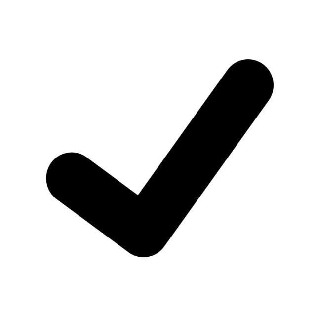 Check Mark Icon Check Icons Mark Icons Black Checkmark Png And Vector With Transparent Background For Free Download Logo Design Free Templates Logo Design Free Icon