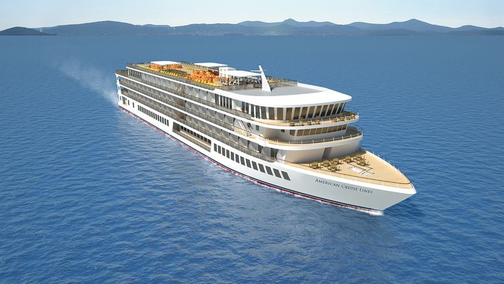 American Cruise Lines unveils look of modern U.S. riverboats: Travel Weekly