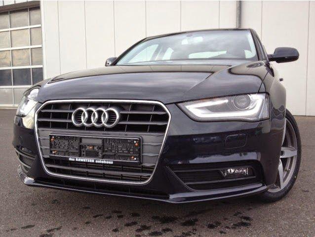 Audi A4 1.8 TFSI 20.880 EUR Limousine 9.987 km 06 / 2013 Benzin Schaltgetriebe Gebrauchtwagen