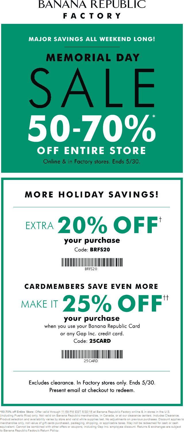 Gap Deal! Printable coupons, Free printable coupons, Gap