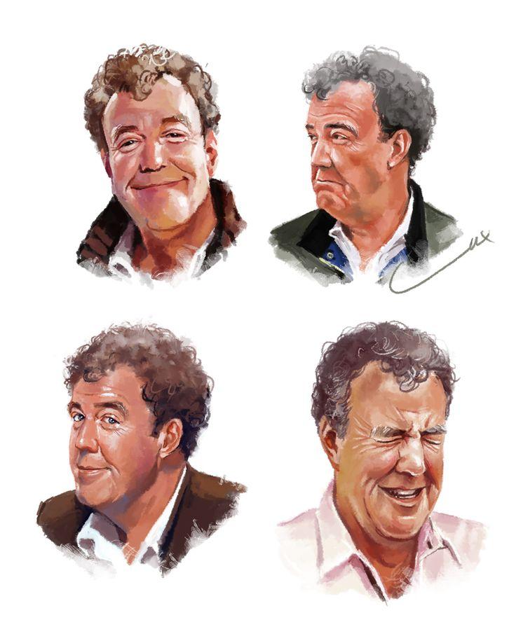 Jeremy Clarkson - occasional art