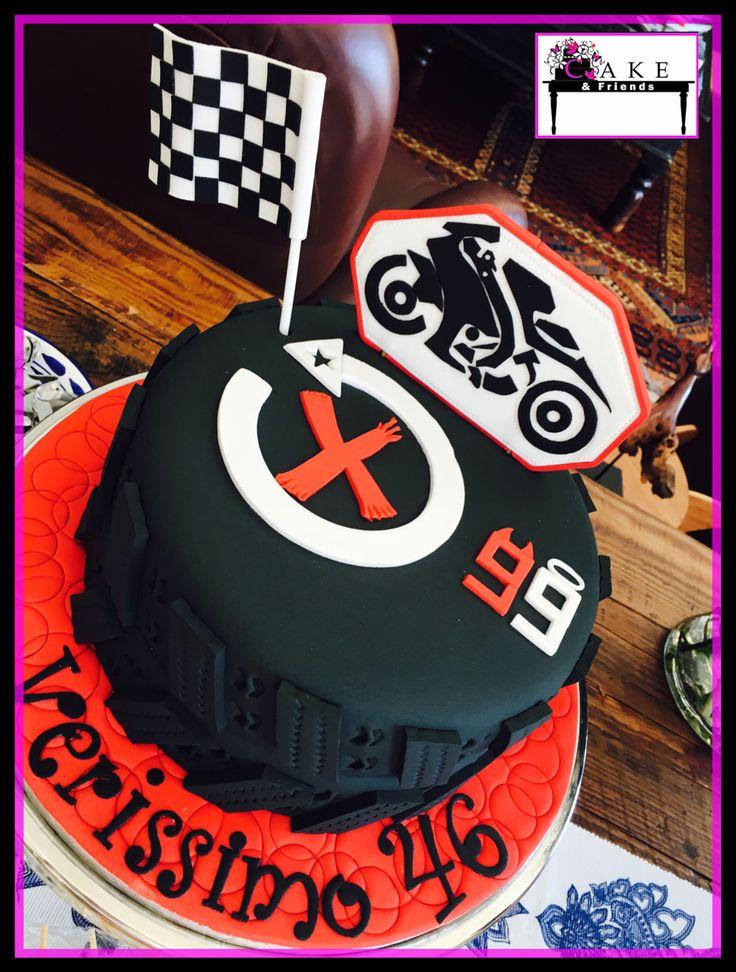 Motogp Cake Lorenzo