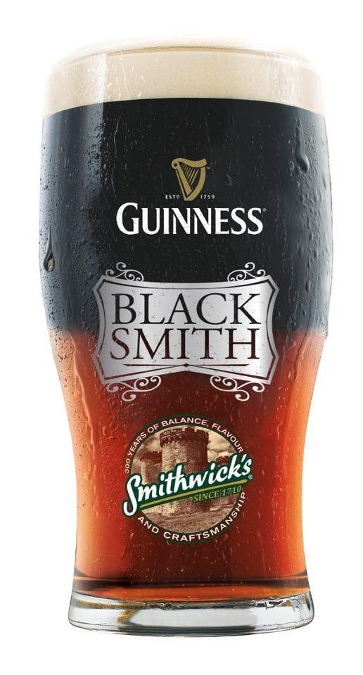 Black Smith: #Guinness & #Smithwick's
