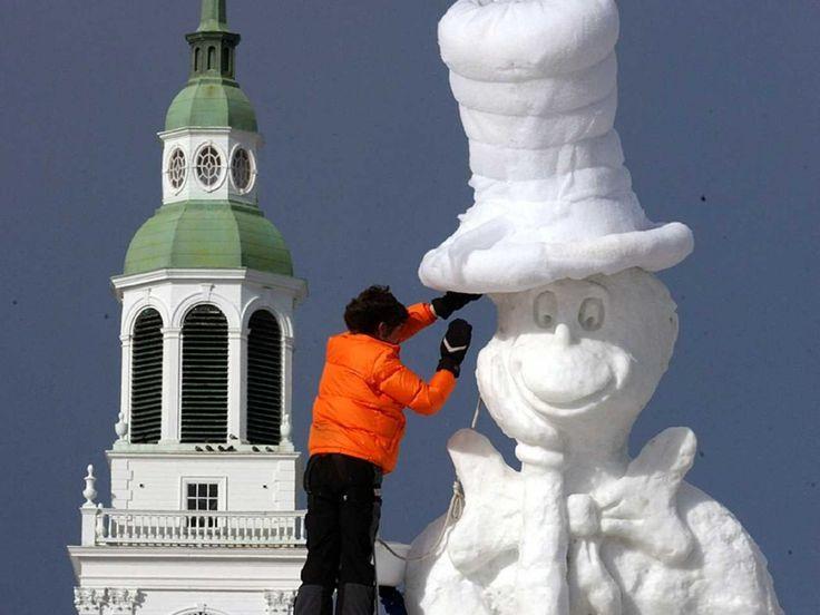Dartmouth Winter Carnival at Dartmouth College