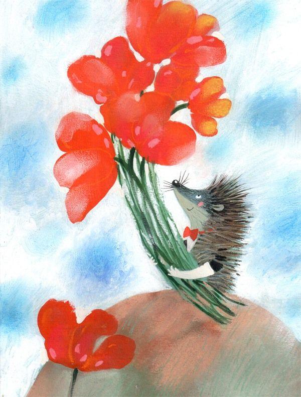 Тепло сказочной зимы. Иллюстрации Дианы Лапшиной. - Ручные звери. Животные своими руками.
