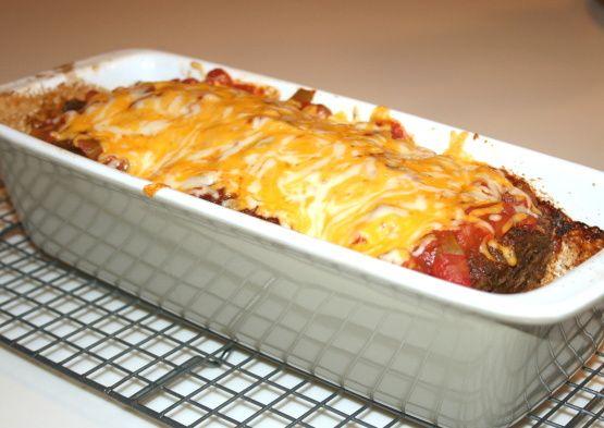 Mexican Meatloaf Recipe - Mexican.Food.com
