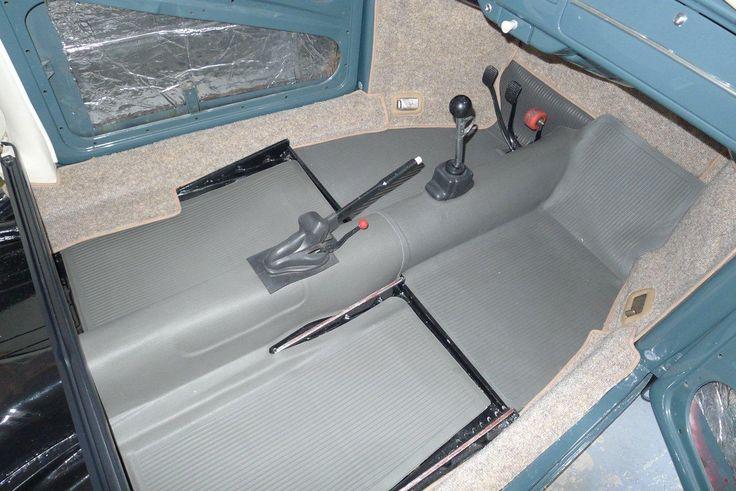 replace rear seat 1973 super beetle - Recherche Google