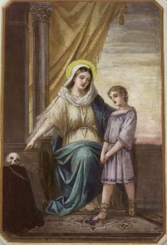 Day 4 – Novena to St Monica #pinterest  Dear Saint Monica, patron of Christian parents, we entrust to your protection, the children whose names you can read in our hearts. Pray for them, that they may be granted strength to combat weakness, victory over temptation, guidance............| Awestruck