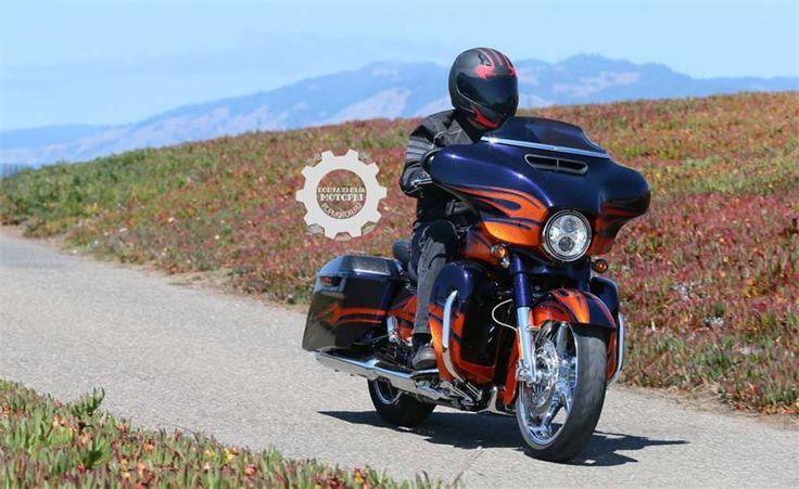 Harley-Davidson CVO Street Glide 2015 Harley-Davidson «прокачали» свой самый продаваемый мотоцикл.Каждый модельный год компания Harley-Davidson выпускает несколько кастомных моделей под б...