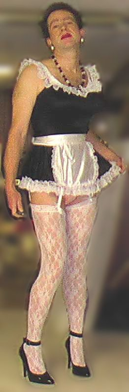 Paul Beaudoin is an obedient sissy maid.