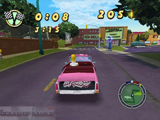 How Well Do You Remember The Simpsons Hit And Run Game?