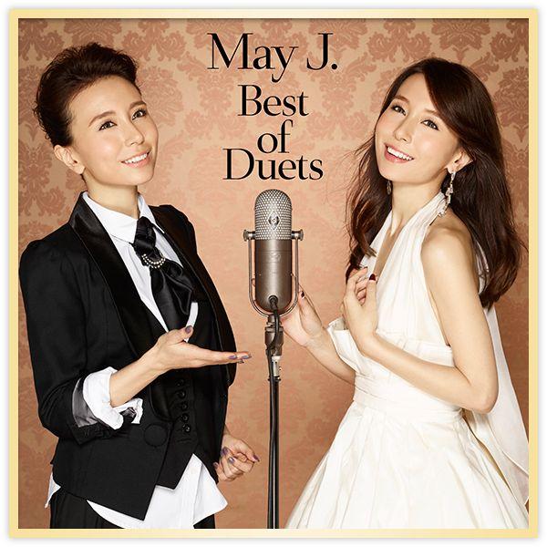 New Album『May J. Best of Duets』ジャケット写真投票