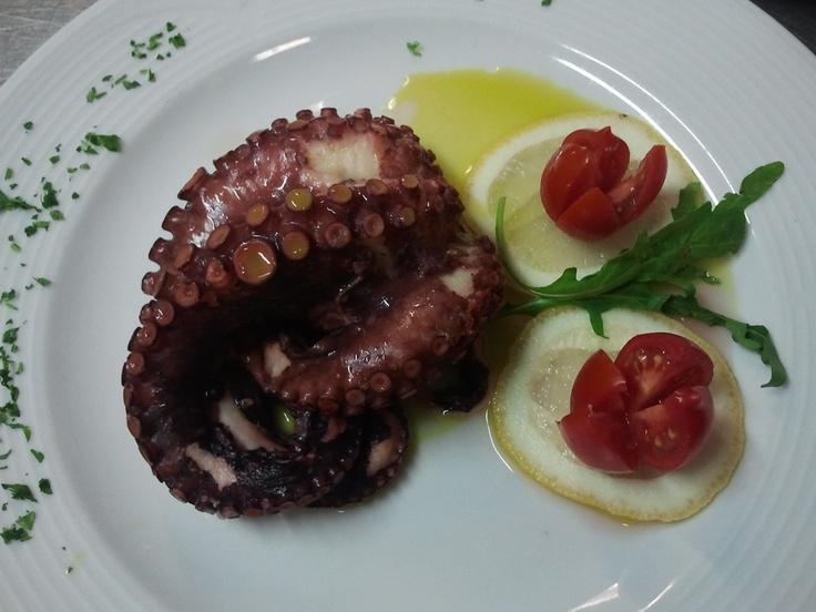 Polpo  #food #bagnocerboli #follonica #italianfood #foodfotografy #fishfood #polpo