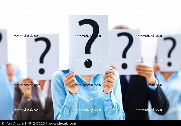 http://www.photaki.com/picture-businesspeople-with-question-mark-on-the-boards_247220.htm