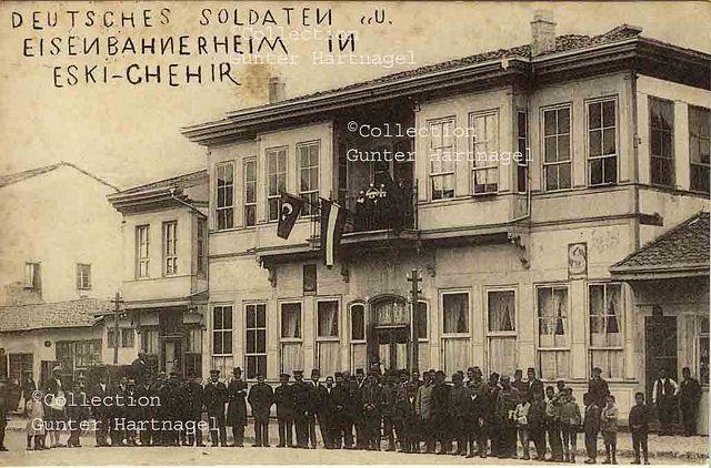 Eskishehir, home of German railway workers | Flickr - Photo Sharing!