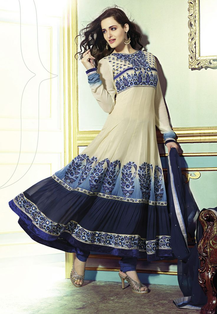 79 best images about Kurtis / Salwar Kameez / Chudidaar on ...