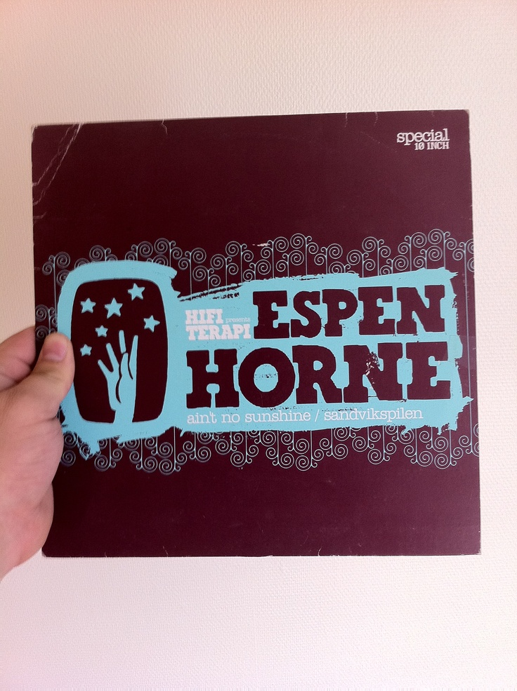 10-inch vinyl released on Hifi Terapi